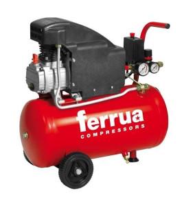 Ferrua kompresor 24LT 1.5hp 8bar na ulje-Akcija 189KM