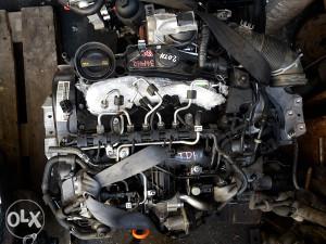 Motor 2.0 TDI 120KW CR VW Passat Tiguan 2010