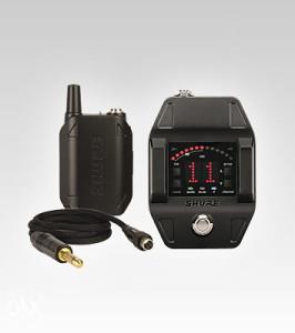 Shure GLXD16 bodypack bežični sistem