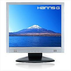 """Hannsg lcd monitor 19"""" boja siva"""