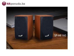 Genius Zvučnici SP-HF 160 drveni