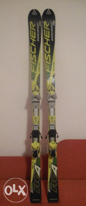Fisher RC4 WorldCup 153cm