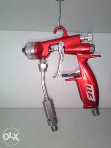 pistolj za lakiranje