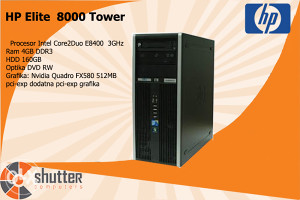HP 8000 Tower