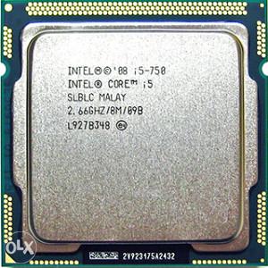 LGA 1156 Intel Core i5-750 2.66GHz