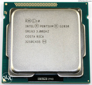 LGA 1155 Intel G2030 3.00GHz