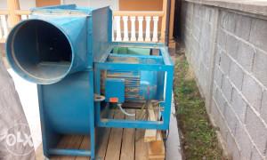 Ventilator za usisavanje piljevine 11KW