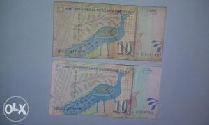 Makedonske novčanice - denari