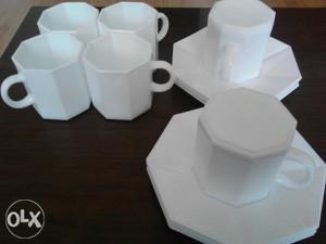Soljice za kavu -arcopal