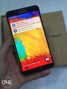 Samsung galaxy note 3 n9005 3 GB ram