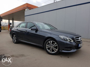 Mercedes Benz E200 BLUETEC