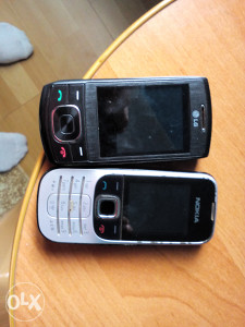 LG GU230 i Nokia