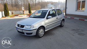 Polo 1.4 benzin Registrovan 2001 godina