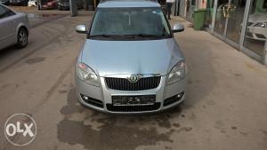 Škoda Fabia Combi 1.9 TDI - Autorad doo