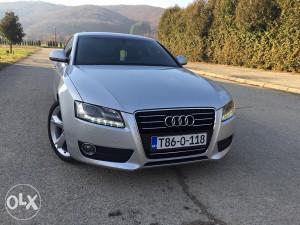 Audi A5 2.7tdi s-line model 2008