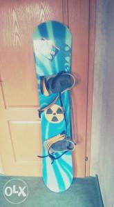 Snowboard 60KM