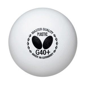 """Butterfly"" Loptice za stoni tenis Master G40"