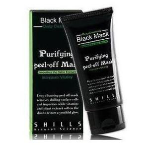 Crna maska SHILLS