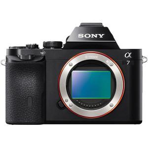 Novo,Sony A7 Telo-Eksponat