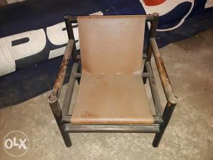 Fotelja kozna