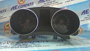 Kilometar sat VW Golf 6 1.4 TSI 11g 5K0920872 AE 861