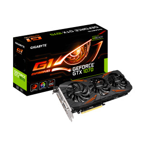 GeForce® GTX 1070 G1 Gaming