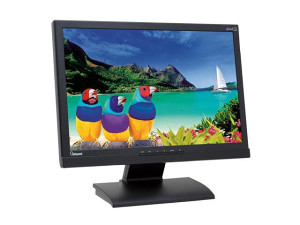 "Optiquest lcd 22"" wide screen boja crna"