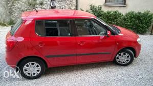 Automobil Škoda Fabia 1.2 benzin