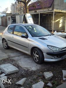 Peugeot Pezo 206 2.0 HDI 66 kw