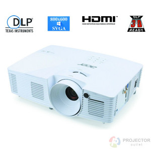 Projektor 3D ACER X115 3300 Ansi HDMI ulazi !!!