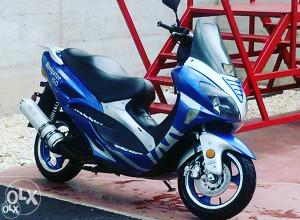 Skuter , Navigator, Motor, 150 ccm, Motocikl