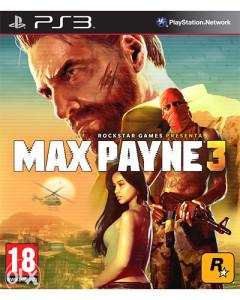 Max Payne 3 (Playstation 3 - PS3)