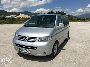 VOLKSWAGEN T5 MULTIVAN HIGHLINE