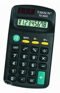 Digitron kalkulator Taksun električni nov