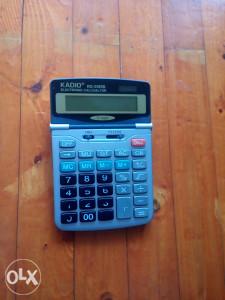 Digitron kalkulator sivi