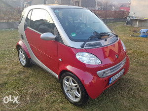 Smart for two DIZEL KLIMA EXTRA STANJE