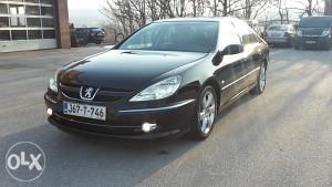 Peugeot 607 2,0hdi