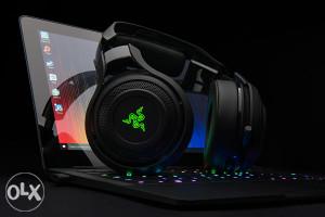 RAZER Gaming Wireless Slušalice ManO'War