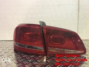 Lijevo Stop Svijetlo Volkswagen Passat 2012