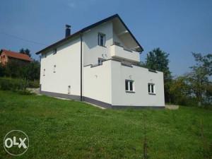 Kuća u Zenici, Gornji Čajdraš
