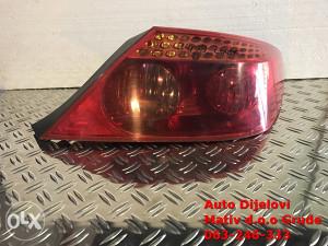 Desno Stop Svijetlo Peugeot 407 Cupe