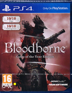 AKCIJA!!! - Bloodborne GOTY (PS4)