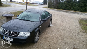Audi a6 plin registrovan