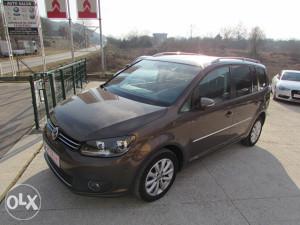 VW Touran 1.6 CR TDI HIGHLINE SPORT CARAT EXCLUSIVE