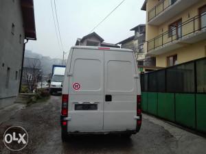 Fiat ducato 3000km