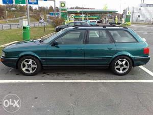 Audi quattro B4, 90, 80 cc