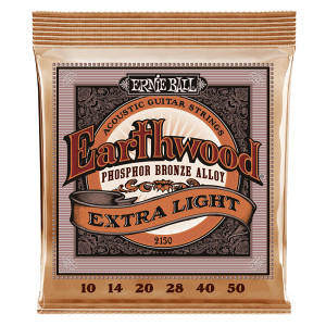 Ernie Ball P02150 ACOUSTIC EXTRA SLINKY