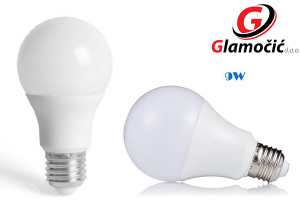 LED SIJALICA 9W