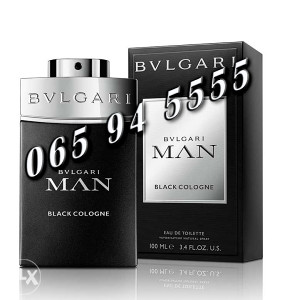 Bvlgari Man Black Cologne 100ml .. 100 ml