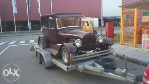 Automobil Oldtimer Ford model T 1927 god. hot rod